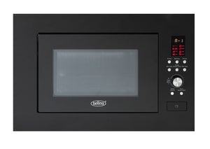 BELLING BUILT IN MICROWAVE IN BLACK 900W 23LTR