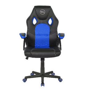 BX Gaming Chair Black/Blue (Nationwide Delivery Only €4.99)
