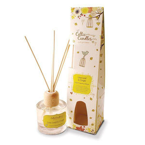 Reed Diffuser 100ML Lime Leaf & Ginge