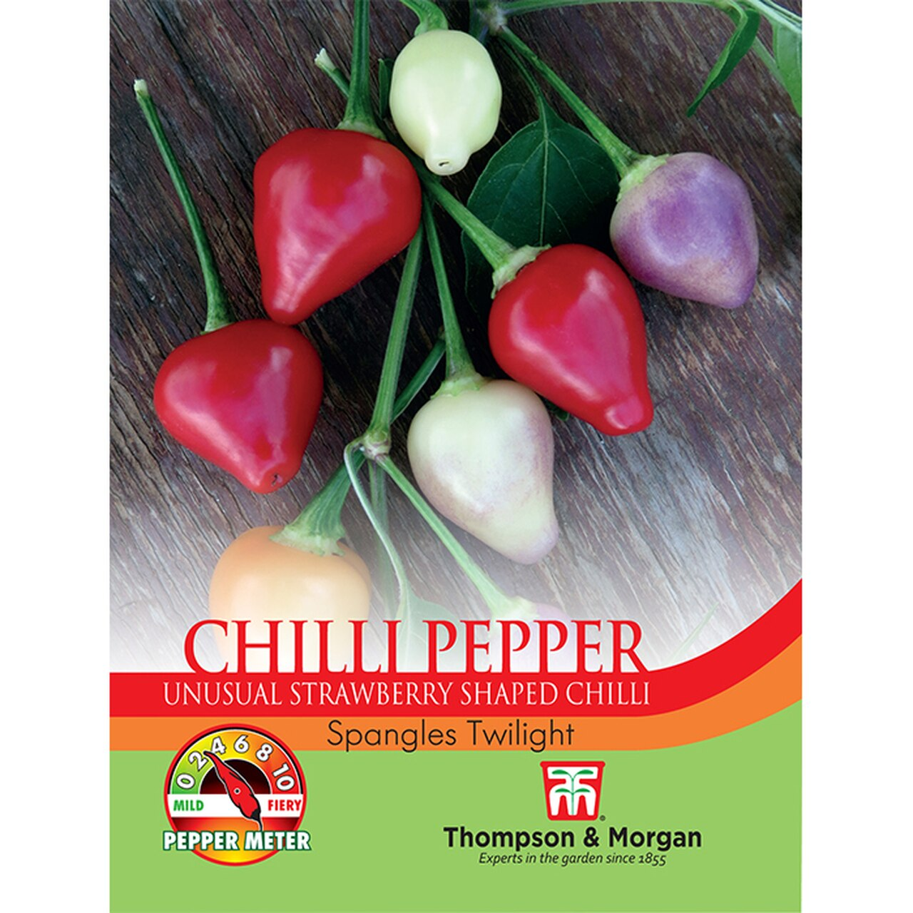 Chilli Pepper Spangles Twilight