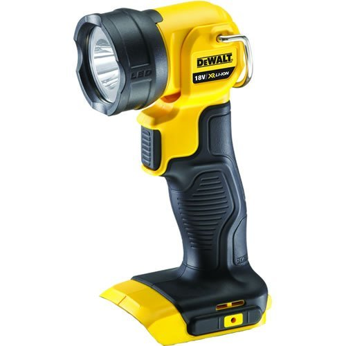 DCL040 DeWalt LED Pivot Light 18V Bare Unit