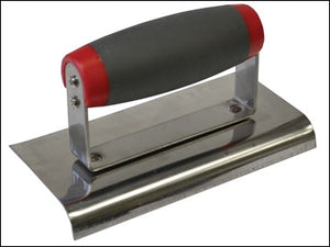 FAI/FULL SOFT GRIP EDGING TROWEL 6""