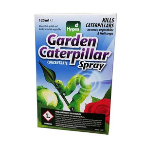 HYGEIA CATERPILLAR SPRAY 125ML