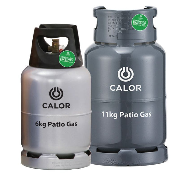 Calor Gas Patio Gas 6kg (Fill)