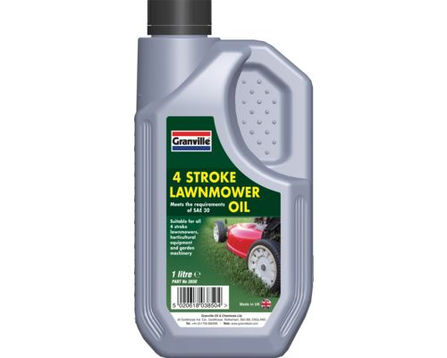 TOP 4 STROKE LAWNMOWER OIL 1 LITRE