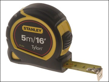 STANLEY POCKET TAPE 5M/16'