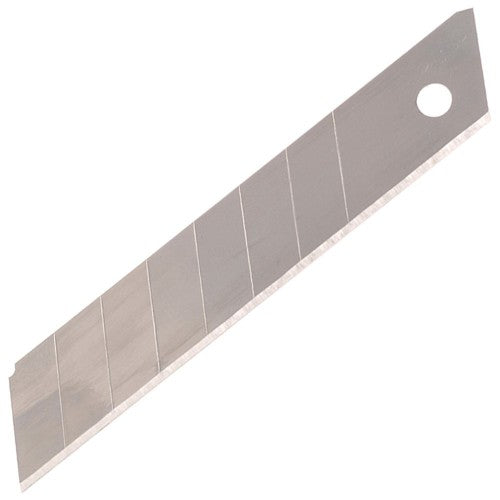 STANLEY SAFETY SNAP OFF BLADE 18MM