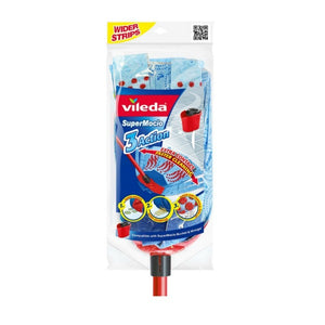 Vileda Supermocio 3 Action Mop & Refill