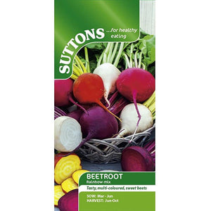 Suttons Beetroot Rainbow Mix