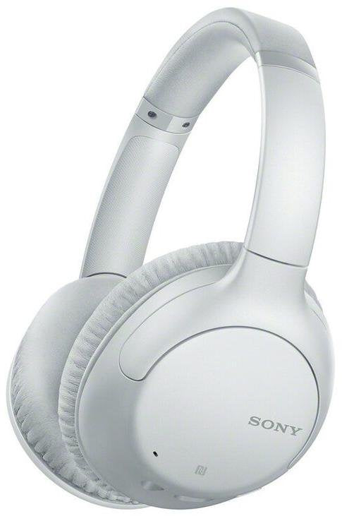 Sony Wireless Noise Cancelling Headphones | White