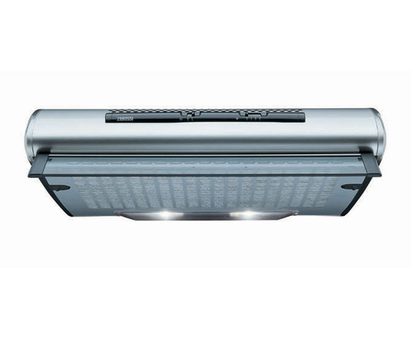 ZANUSSI VISOR HOOD 60CM IN STAINLESS STEEL