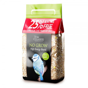 NO GROW HI ENERGY BIRD SEED 25% FOC 2.5KG
