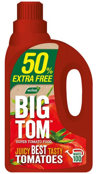 BIG TOM TOMATO FEED + 1.25L + 50% EXTRA FREE
