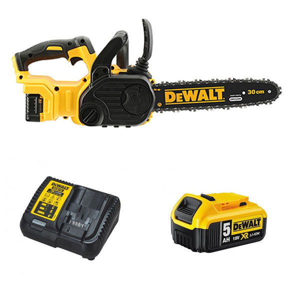 DeWALT 18V Brushless Chainsaw