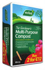 WESTLAND THE GARDENERS MULTI-PURPOSE COMPOST 80LTR