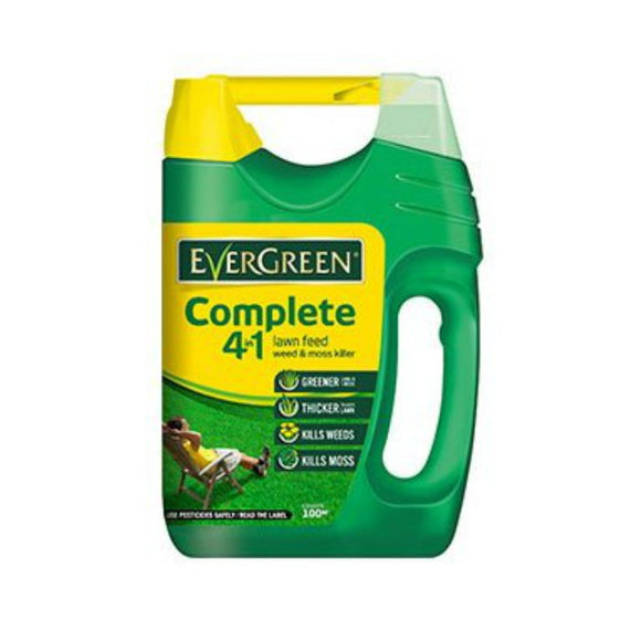 EVERGREEN COMPLETE 100 SQ M /SPREADER