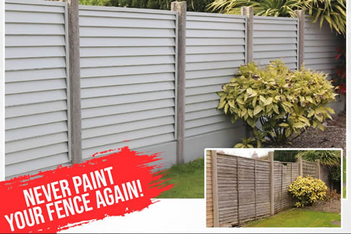Kilally SmartFence Goosewing Grey 1.8mtr x 1.5mtr (6x5Ft)