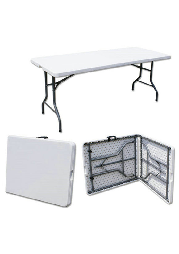 PARTY TIME FOLDING TABLE | 6FT X 2.5FT