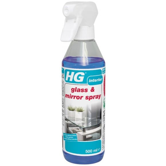 HG GLASS & MIRROR SPRAY 500ML