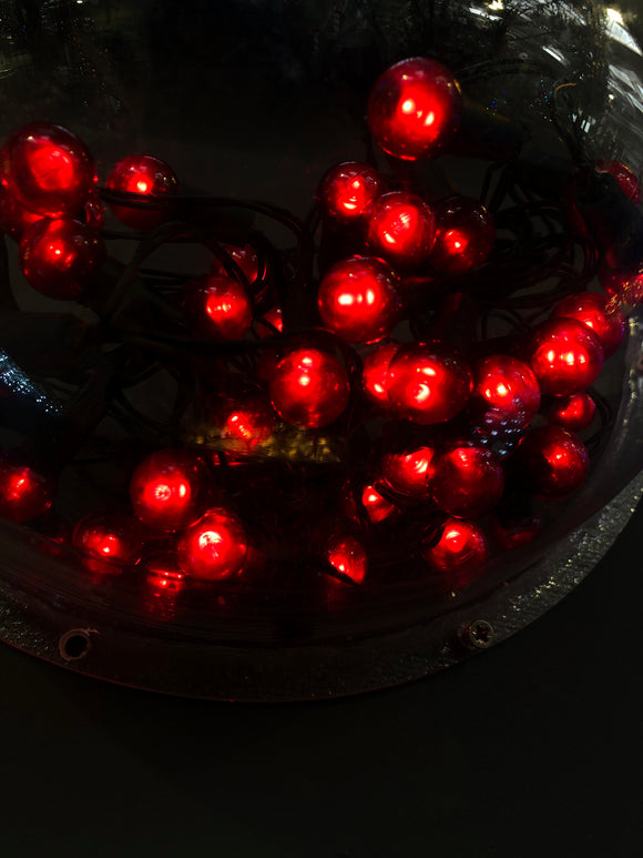 Premier 50 LED MultiAction Pearl Berry Lights