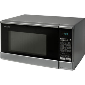 Sharp 20L Black Microwave | R270SLM