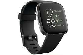 Fitbit Versa 2 Black / Carbon