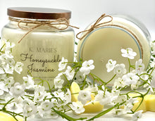 Load image into Gallery viewer, Honeysuckle Jasmine Candle