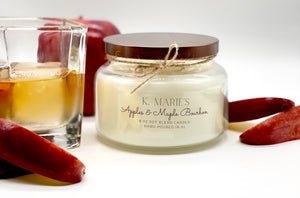Apples & Maple Bourbon Candle