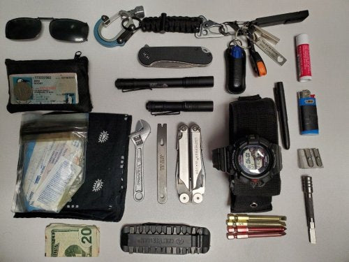 submitted by KyleClip-On Sunglasses HEROCLIP Carabiner Clip and...