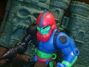 Minifigure Review: Trap Jaw from Masters of the Universe Eternia Minis by Mattel