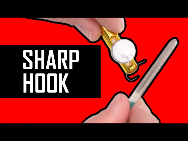 In this short episode you will see budged friendly hook sharpening kit from AliExpress reviewed