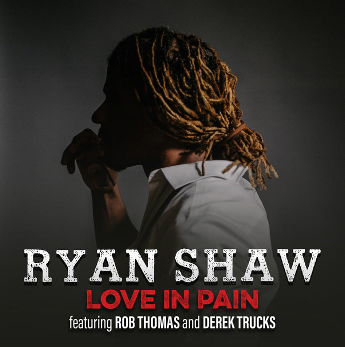 It has just been revealed that the next single from multi-GRAMMY®-nominated vocal powerhouse Ryan Shaw's forthcoming album IMAGINING MARVIN will be a duet with GRAMMY® Award-winning singer/songwriter and pop superstar Rob Thomas (Matchbox Twenty).