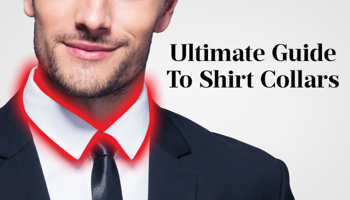 WARNING: You don't know anything about dress shirt collar types.