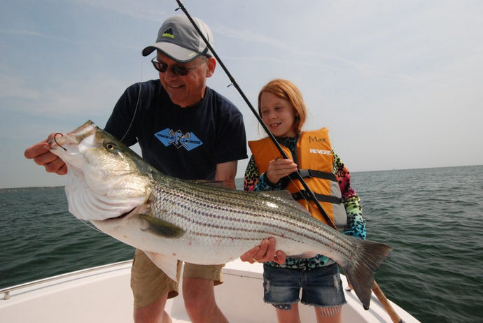 Looking to bag a trophy striper this season? Here are 10 proven baits and lures that can help you get there!