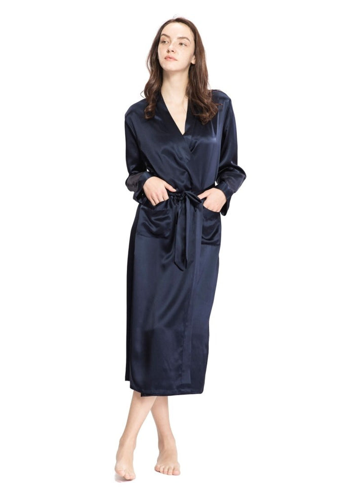 Mercilessly Beautiful Full Length Robe