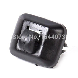 20pc Black Sun Visor Clips Hooks Bracket Hanger 8U0 857 562 8U0857562 8U0 857 562 For Audi A1 A4 A3 A5 Q3 Q5 TT