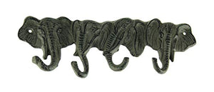 1 X Iron Elephant Key Rack