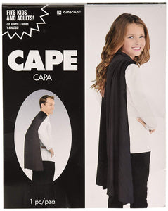Amscan Cape, Party Accessory, Black