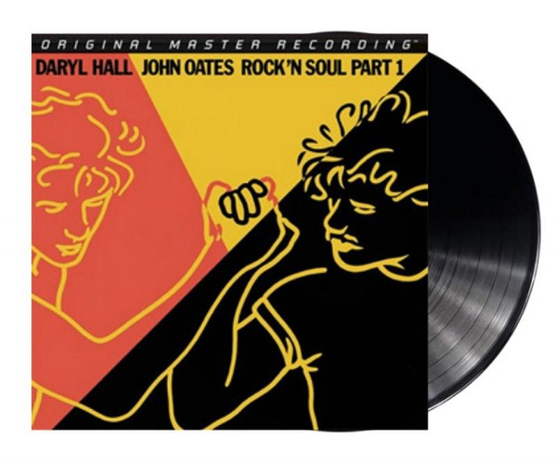 Daryl Hall & John Oates - Rock 'N Soul Part 1 [LP] (180 Gram Audiophile Vinyl, greatest hits compilation, numbered/limited)