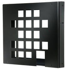 "Enclosed Tilt Wall Mount for 37"" to 55"" Displays with VESA® 400 x 400mm Mounting Hole Patterns and M8 Mounting Holes"