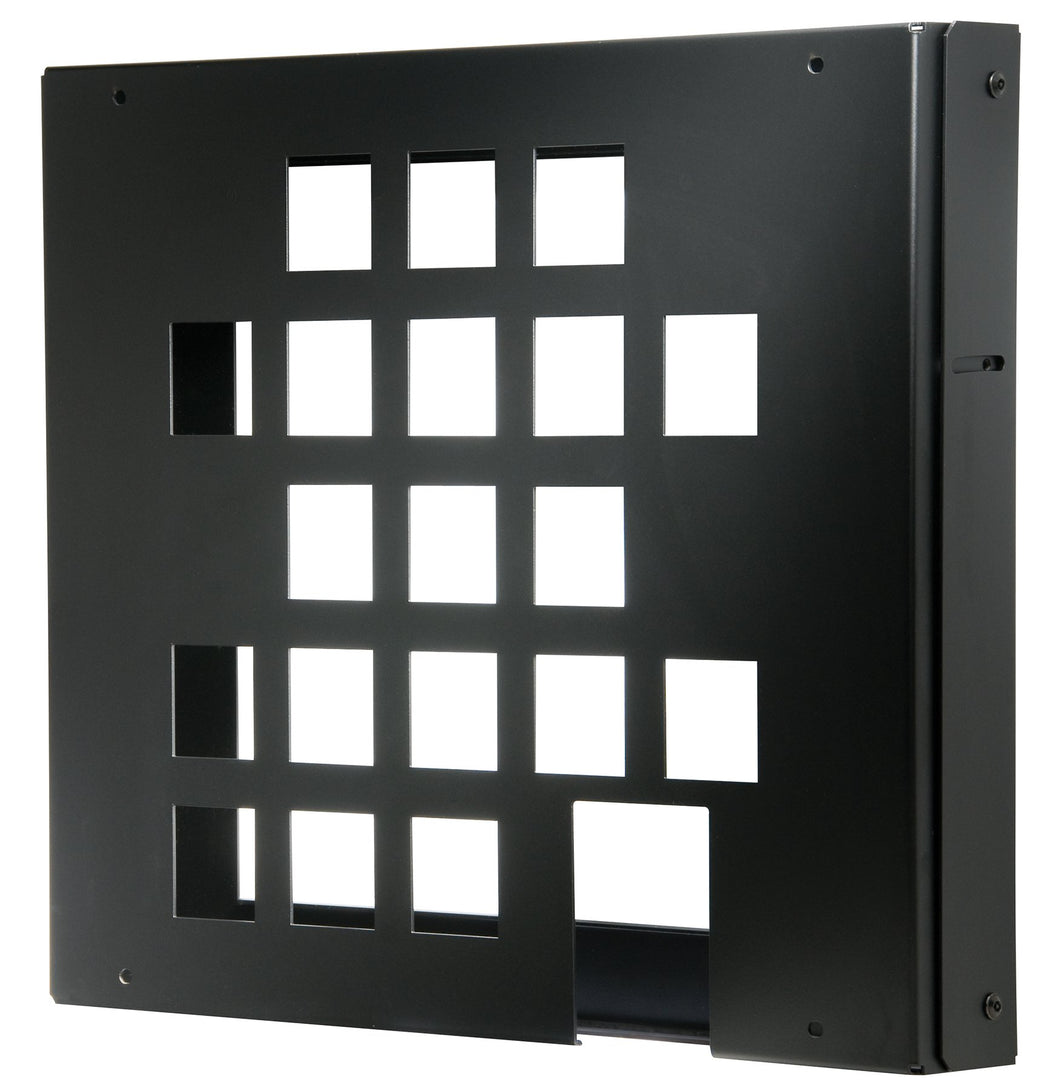 Enclosed Tilt Wall Mount for 37