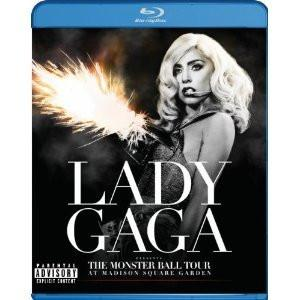 Lady Gaga: Monster Ball Tour-Madison Square Garden 2011 (Blu-ray) 2012 DTS-HD Master Audio