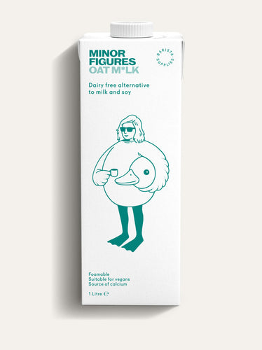 Minor Figures Barista Oat Milk