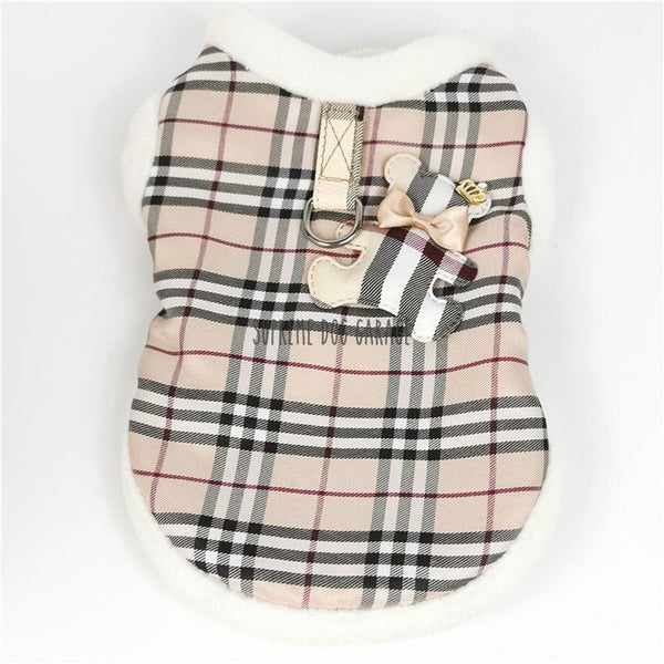 burberry dog harness