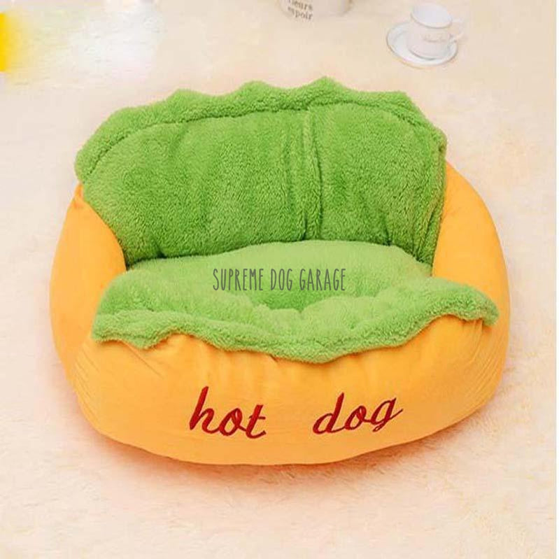 funny dog beds