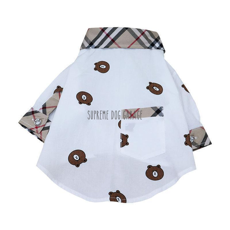 moschino and burberry dog clothes