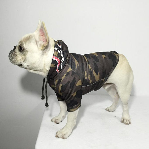 bape hoodie for dogs
