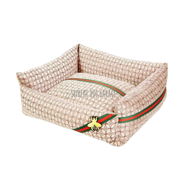 gucci dog bed