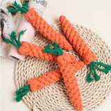 Cotton Carrot Toy