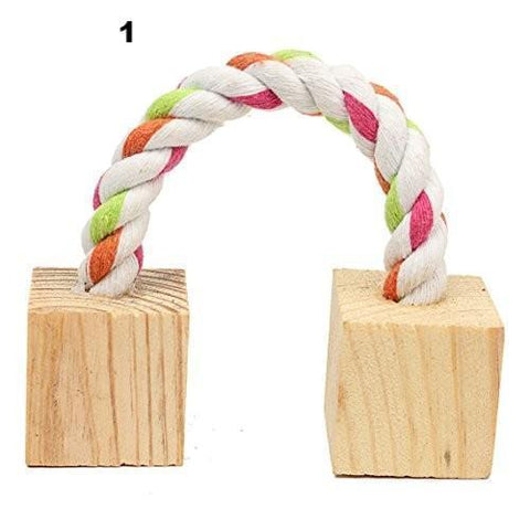 Natural Wood Chew Toy